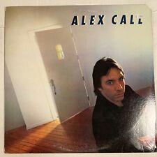ALEX CALL - Alex Call - USED LP VINYL RECORD - PROMO - 1983 ARISTA AL 9622