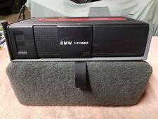 Oem Bmw Alpine 6 Disc Cd Changer Only w Cartridge & Deck Housing 82111469404
