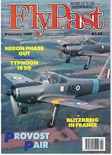 February Flypast Aircraft Monthly Transportation Magazines