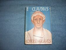 I, CLAUDIUS by Robert Graves/1st Ed/2nd Prt/HCDJ/Literature & Fiction/Historical