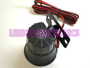 Compustar FT-Alarm It Kit CM Series Alarm 6 Tone Siren (mini 119db) 12 Volt
