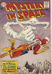 MYSTERY IN SPACE # 81