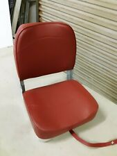 Wise Low Back Boat Seat, Red WF734PLS-712 0474