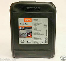 STIHL CHAINSAW OIL FOR BAR AND CHAIN 5LTR HIGH QUALITY STIHL BRANDED
