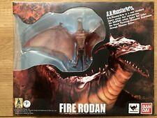 More details for s h monsterarts fire rodan