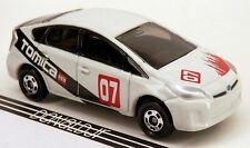 Tomica No.69 2009-2015 Toyota Prius Liftback White w/Rally Paint #07 1:60 Scale