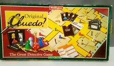 Waddingtons Original Cluedo -The Great Detective Game (Complete)