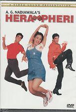 Hera Pheri - akshay Kumar , Paresh Rawal   [Dvd] !st Edition Released