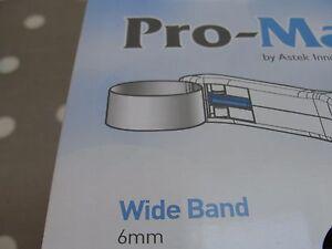 50 matrix bands by pro-matrix 6mm wide band