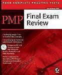 PMP Final Exam Review, Kim Heldman, Sybex, Heldman, Kim, Good Book