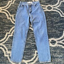 Vintage Women's Guess High Waisted Jeans Original Fit Made in USA Sz 31 Good Con