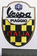 Vespa Piaggio Italia Patch - Embroidered - Iron or Sew On