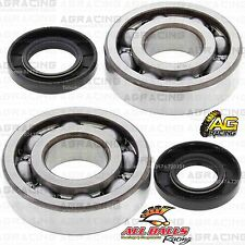 All Balls Crank Shaft Mains Bearings & Seals Kit For Kawasaki KX 250 1992