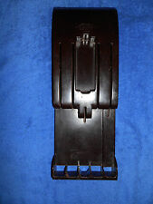 Cutco Brown 6 KNIVES WALL MOUNT HOLDER Kitchen Knives Storage VINTAGE
