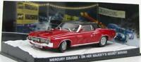 1/43 Scale model Mercury Cougar (red), On Her Majesty's Secret