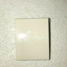 Crestron Dimmer Switch Button Rocker Almond Smooth CLW-BTN Multiple Sizes Bezel