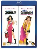 Miss Congeniality 1+2 Blu Ray