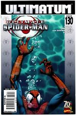 Ultimate Spiderman 129 - 133 Annuals 10 Comic Lot Ultimatum Requiem  (72018K)