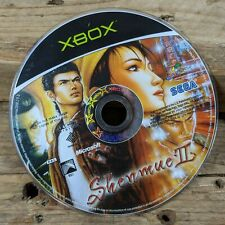 Shenmue 2 (Original XBOX) PAL ~ Retro Gaming *DISC ONLY* Free Post