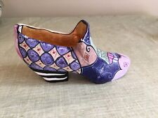Vintage Wendy Costa Hand Painted Dainty Slipper 7th Heaven Shoe Sculpture - New