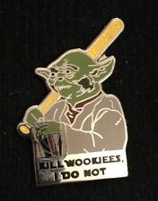 C90 Star Wars Galaxy Series 1 Wookies #115 Card