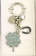 MICHAEL Michael Kors Lucky Charms Four-Leaf Clover Key Fob/ Key Chain