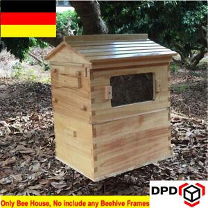 KESOTO Bienenstock Bienenbox Imkerei Bienenk/önigin Box Schaum Rahmen Bienenzucht Bienenkasten
