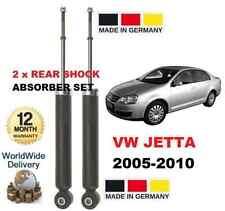 VW JETTA 1K2 2005-2010 1.4 1.6 2.0 2.5 TDI NEW 2x REAR SHOCKS ABSORBER SET