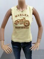 Maglia HARLEY DEVINSON Donna Taglia Size XL Sweater Woman Pull Femme Cotone 7584