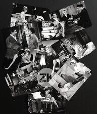 BRIGITTE BARDOT Le Repos du Guerrier R. HOSSEIN VADIM 10 Photos 1962