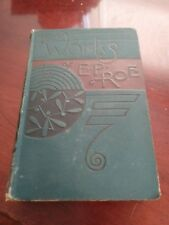 Vintage 1885 Works of E. P. Roe Hardcover