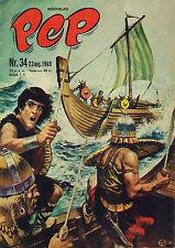 PEP 1969 nr. 34 - HANS G. KRESSE (COVER) / JAN EN PETER SNIJDERS /VARIOUS COMICS