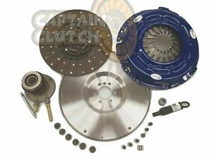 Heavy Duty Clutch Kit & Solid Flywheel & Slave for Holden Colorado RC 3.6 Ltr V6