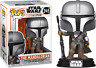 The Mandalorian New Pose #345 Funko Pop Vinyl New in Box