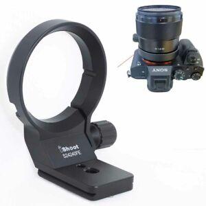 Metal Stativschelle Objektiv Montage für Sony FE 85mm f/1.8, f/1.4 GM