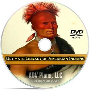 413 Books, American Indian Library, The Navajo, The Incas, Apache, PDF DVD E69