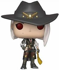 Funko POP! Games: Overwatch - Ashe Collectible Figure