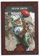 2015 Panini Gridiron Kings Framed RC Bronze Frame #134 Devin Smith NY Jets