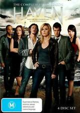 HAVEN (COMPLETE SEASON 3 - DVD SET SEALED + FREE POST)