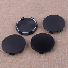 4pcs Tapacubos 62mm OD 57.5mm ID Wheel Center Cap Rim Hub Cap Cover Hubcaps