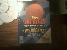 1992-93 TOPPS BASKETBALL BOX POS.MICHAEL JORDAN IST TOPPS ROOKIE CARD+USA GOLD $