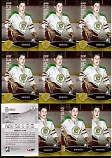 JEAN BELIVEAU 12/13 ITG H&P HOCKEY HERO Lot of (10) #13 Canadiens Quebec Aces