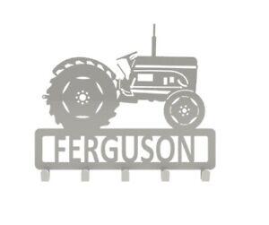 Grey Ferguson Tractor Key/Coat Hook (TVO, TED, TE20)