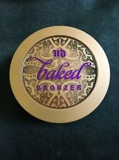 URBAN DECAY Baked Bronzer Bronzing Powder TOASTED Matte Full Size Brand New!
