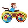 Windspiel Gartenwindspiel Affe Gartenwindmühle Windrad Garten Gartenwindrad Auto