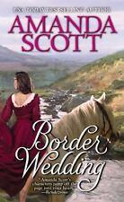 Border Wedding, Scott, Amanda, Good Book