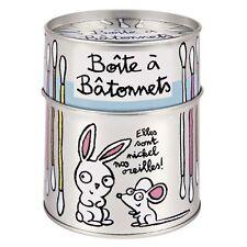 """Boite à  Bâtonnets """" Elles sont Nickel Nos Oreilles ! """" - Derrière la Porte"""