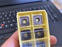SEMT13T3AGSN-JM VP15TF Carbide Inserts ( 10 PCS BOX )