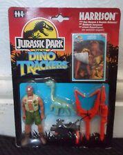 Jurassic Park Vintage Figura Harrison 1993 cardada Dino rastreadores
