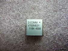 Z Comm Voltage Controlled Oscillator Vco V700me01 765mhz 815mhz New Qty1